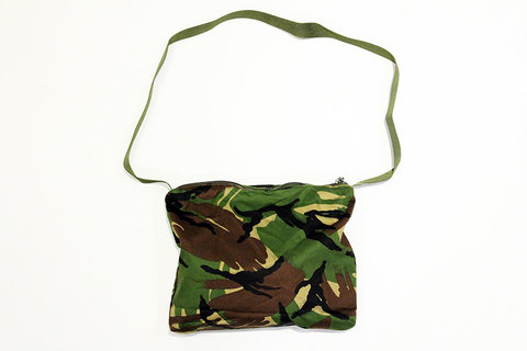 "BAG'n'NOUN  "" SACOCHE "" GB CAMO"
