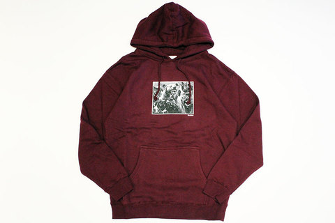 "BUTTER GOODS (バターグッズ) "" FORGIVE PULLOVER HOOD """
