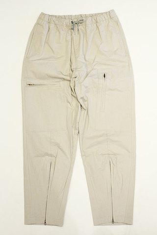 "DAISY CHAIN (デイジーチェイン) "" Zip Nylon Pants """