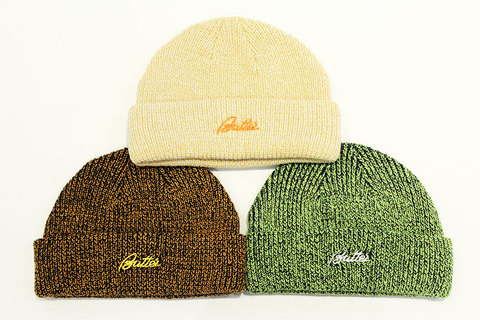 "BUTTER GOODS (バターグッズ) "" SPECKLE BEANIE """