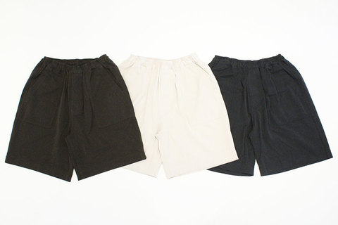 "COMFORTABLE REASON (コンフォータブルリーズン) "" Lounge Baker shorts """