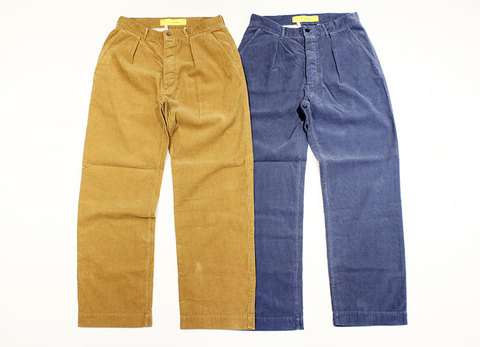 "Necessary or Unnecessary  "" WIDE CORDUROY """