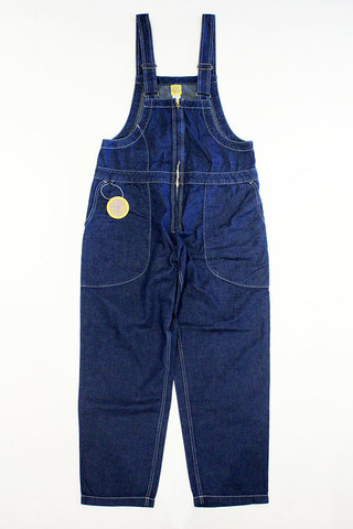 "THE BLUEST (ザ・ブルーエスト) "" DENIM OVERALL """