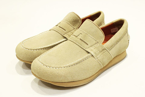 "THE COLOR (ザ・カラー) "" T Penny Loafers"""