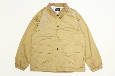 "THE FABRIC (ザ・ファブリック) "" SLOWUP COACH JACKET """