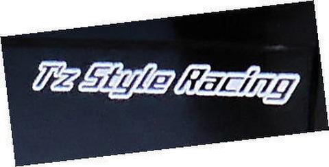 ティーズスタイルレーシングステッカー