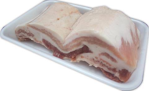 古代豚(ヨークシャー)バラブロック500g
