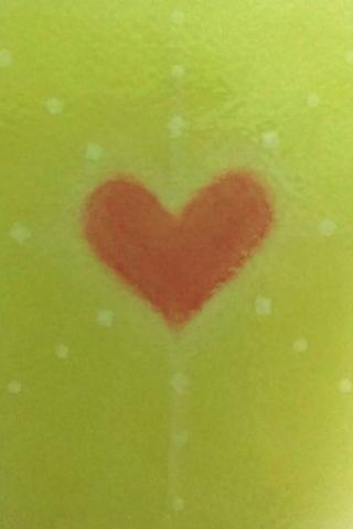 しのちゃんの超金運カード 「ハートの光」