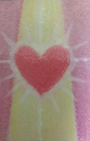 しのちゃんの超金運カード 「希望の光」