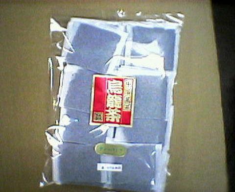 U-007ウーロン茶ティーバッグ10g×30