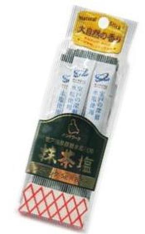 S-001 抹茶塩8p