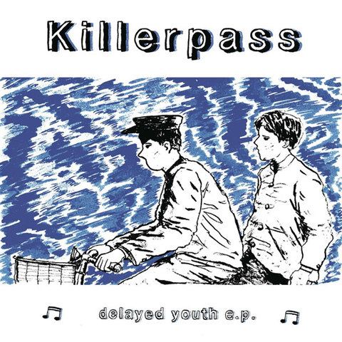 killerpass - delayed youth e.p