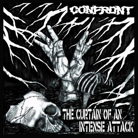 CONFRONT - The Curtain Of An Intense Attack