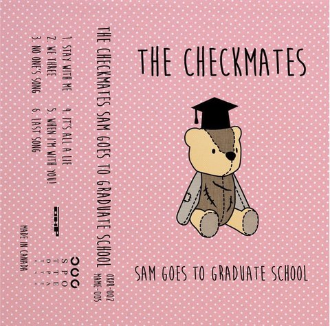 The Checkmates - Sam goes to graduate school (TAPE)
