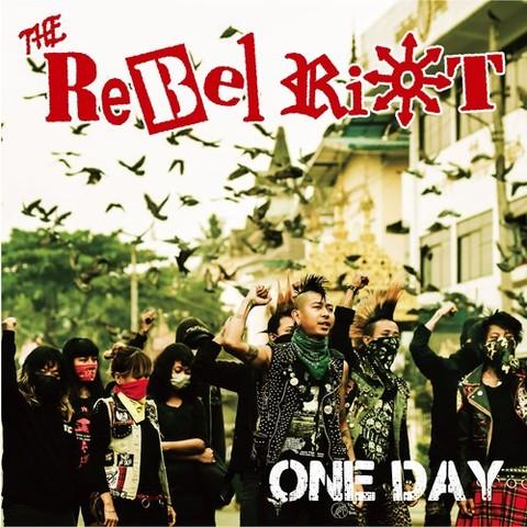 "THE REBEL RIOT - One Day 7""EP(写真ジャケット)"