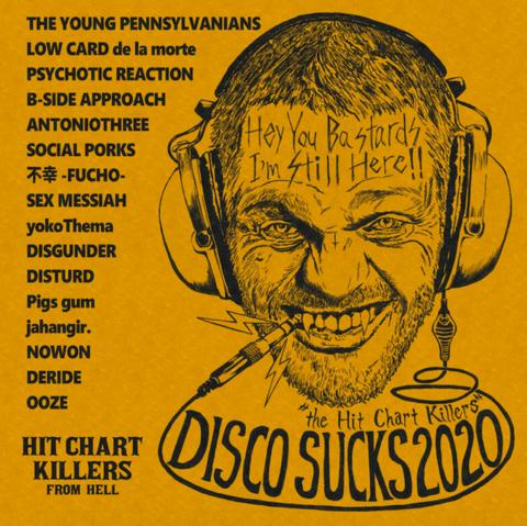 V.A. - DISCO SUCKS