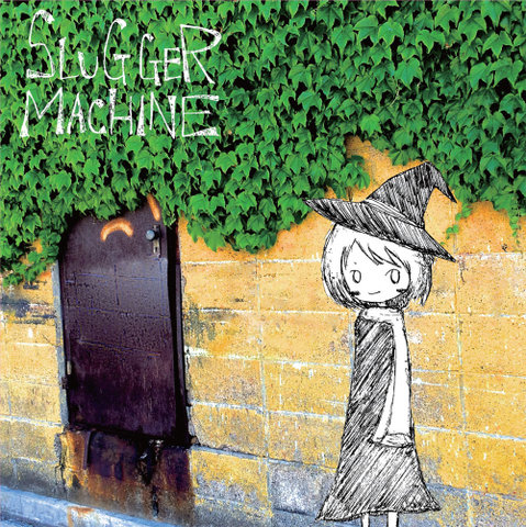 SLUGGER MACHINE - STOVE LEAGUE ep
