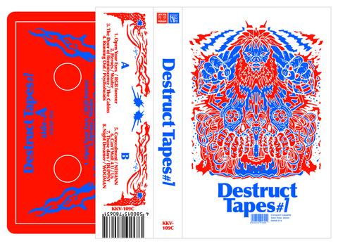 V.A. - Destruct Tapes #1