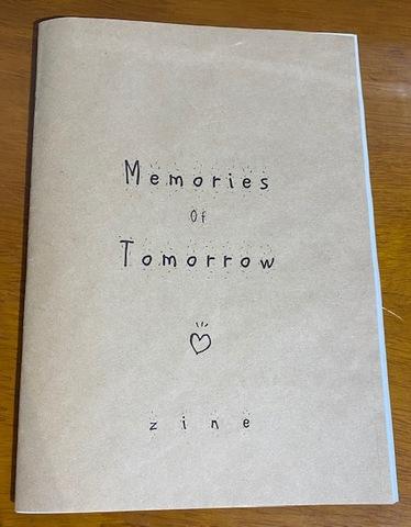 Memories of Tomorrow ZINE