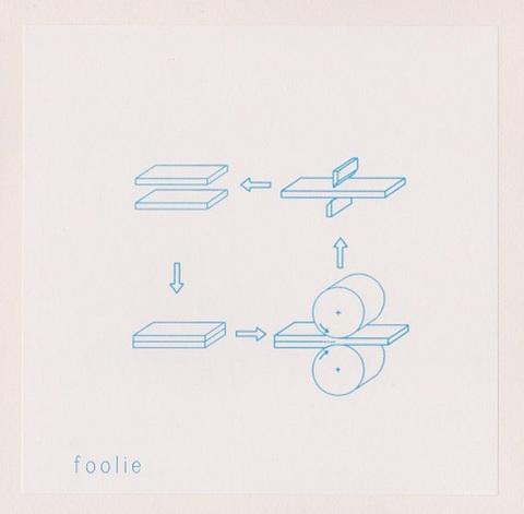 foolie - 5songs(謎ジャケット)