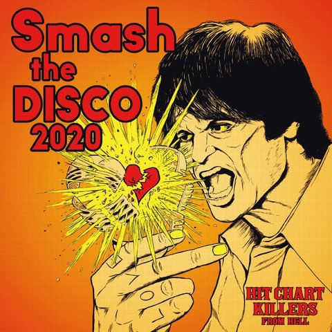 """V.A  - HIT CHART KILLERS """"Smash the DISCO2020"""""""