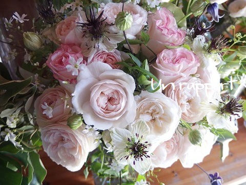 Mother's Day Bouquet  お任せ花束♪