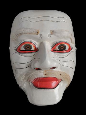 バリ島の仮面劇 Topeng Mask