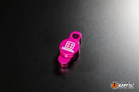 【t4works】ビレットオイルフィラーキャップ ピンク