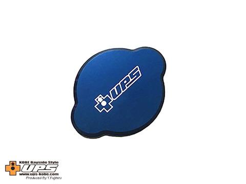 汎用ラジエターキャップカバー ブルー