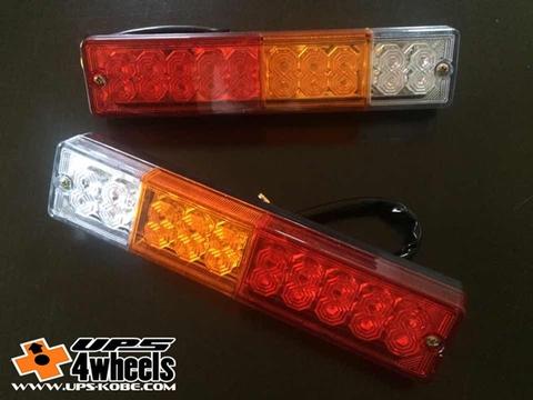ジムニー LEDテールランプ ライセンス灯 セット