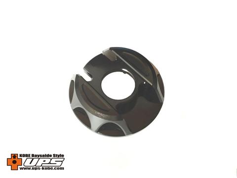 シグナスX【2型~4型】アルミガソリンキャップ 国内仕様専用品 ブラック