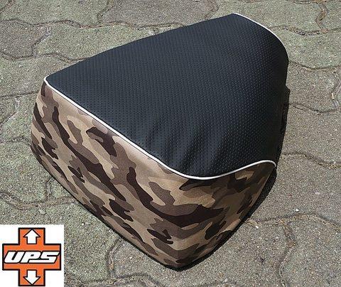 ジャイロアップ専用 カモフラージュ(迷彩柄)シートカバー ベージュ色