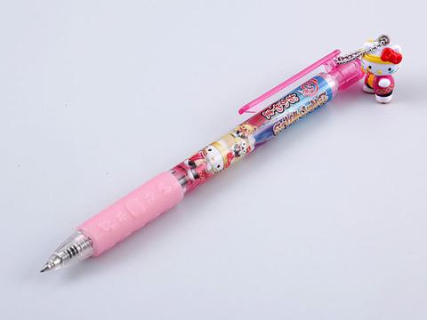 うらじゃキティボールペン・ピンク