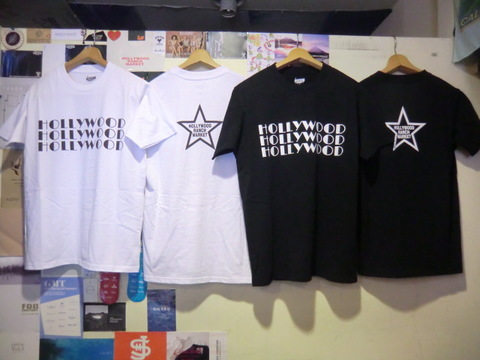 SCREEN STARS HRM 3 HOLLYWOOD T SHIRTS