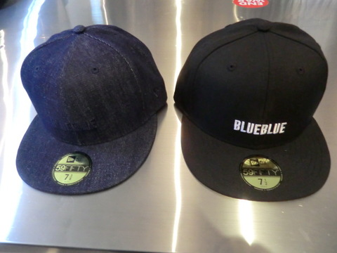 NEW ERA BLUE BLUE BASE BALL CAP