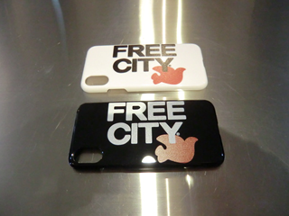 FCJPC04 FREECITY DOVE iphone Xs CASE