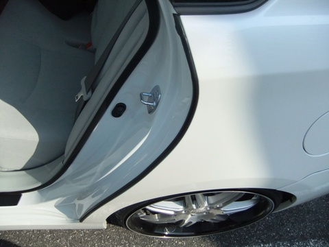 50 PRIUS DOOR PROTECTOR KIT