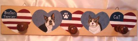 アメリカンハート ボステリ&CAT
