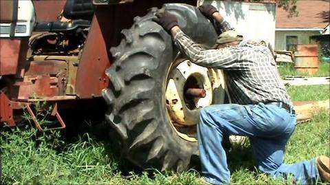 タイヤ・チューブ取り付けなどの工賃