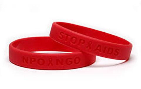 STOP AIDSチャリティーレッドバンド