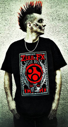 ZUUL FX T-SHIRTS (女性用)