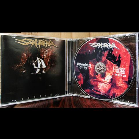 SANGRENA『Hunter』CD