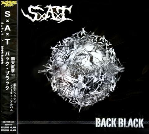 SxAxT『Back Black』