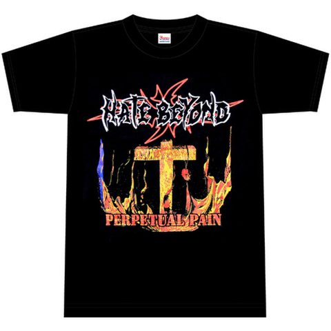 HATE BEYOND『PERPETUAL PAIN』Tシャツ