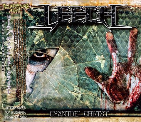 LEECH 『CYANIDE CHRIST』 CD