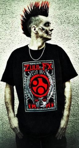 ZUUL FX T-SHIRTS (男性用)