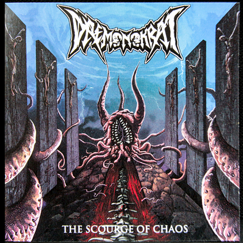 DAEMONOKRAT『The Scourge Of Chaos』CD