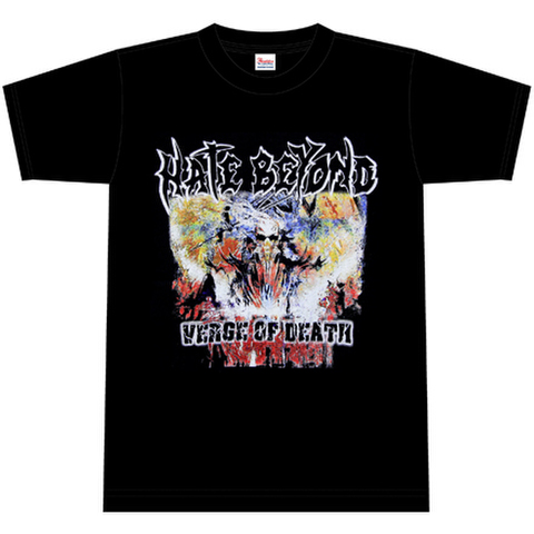 HATE BEYOND『VERGE OF DEATH』Tシャツ