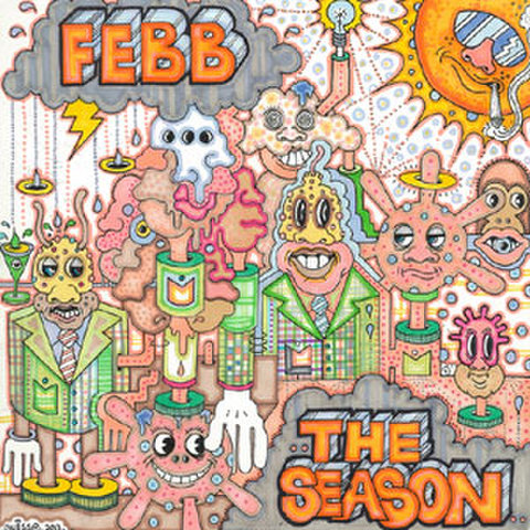 febb THE SEASON LP