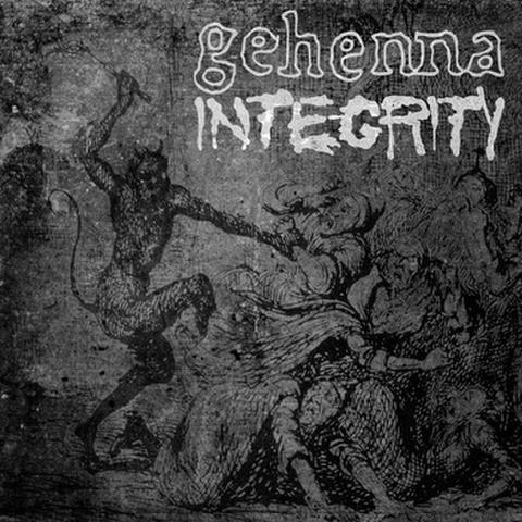 GEHENNA / INTEGRITY split 7inch